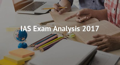 IAS Exam Analysis 2017