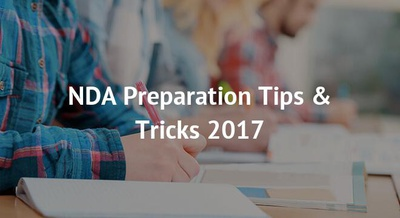 NDA Preparation Tips & Tricks 2017