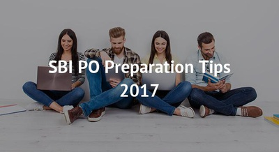 SBI PO Preparation Tips 2018