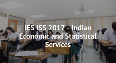 IES ISS 2017 - Indian Economic and Statistical Services