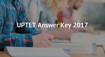 UPTET Answer Key 2017