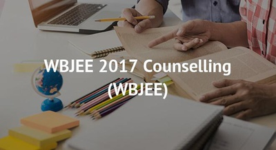 WBJEE Counselling 2018