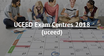 UCEED Exam Centres 2018