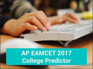 AP EAMCET 2017 College Predictor