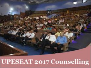 UPESEAT 2017 Counselling