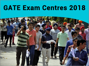 GATE Exam Centres 2018