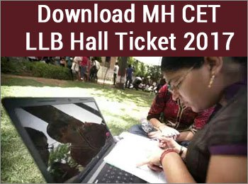 MH CET LAW Hall Ticket 2017 Released