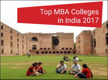 Top MBA Colleges in India 2017