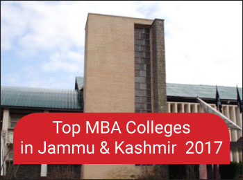 Top MBA Colleges in Jammu & Kashmir 2017