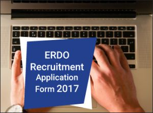 ERDO Application Form