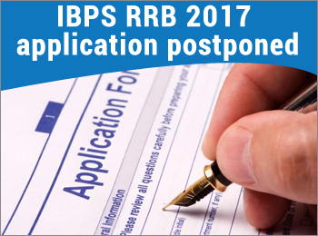 IBPS RRB application postponed