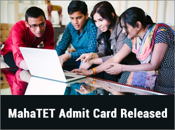 MahaTET 2017 Admit Card Released