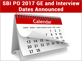 SBI PO 2017 Group Exercises & Interview