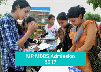 MP MBBS Admission 2017