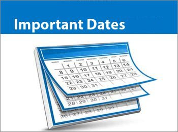 GGSIPU CET MBA Important Dates