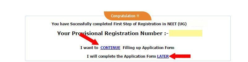 How To Fill Neet  Application Form Process To Register For Neet Ug